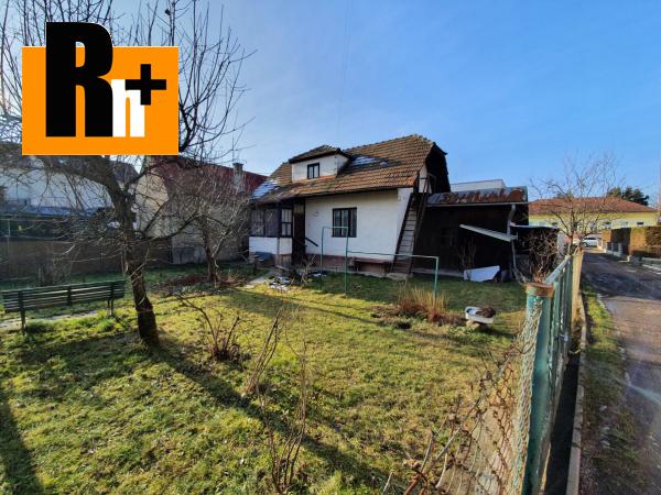 Foto Na predaj rodinný dom Žilina Považský Chlmec - rezervované