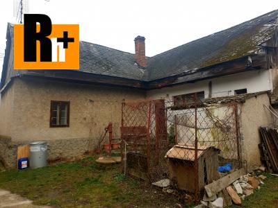 Pernek Hlavná ulica rodinný dom na predaj - TOP ponuka