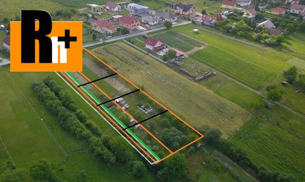 Foto Ďurďošík , na predaj pozemok pre bývanie