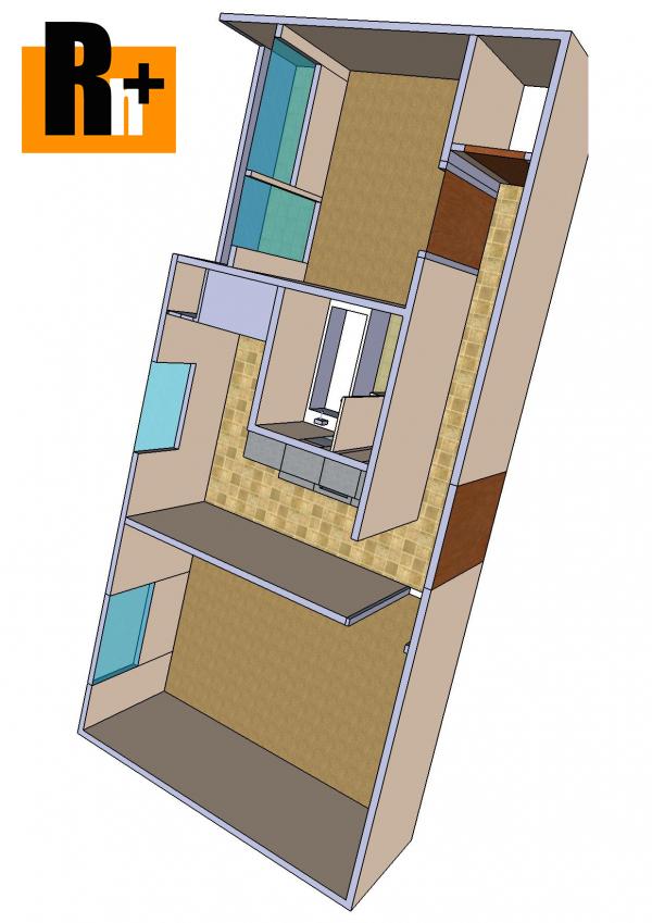 2. obrázok Trenčín Juh K. Šmidkeho 2 izbový byt na predaj
