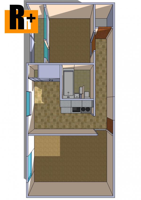 3. obrázok Trenčín Juh K. Šmidkeho 2 izbový byt na predaj
