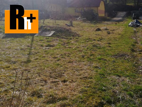Foto Pozemok pre bývanie na predaj Súľov-Hradná - TOP ponuka