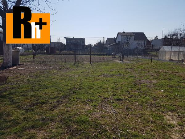 Foto Čaňa pozemok na predaj zastavané plochy a nádvoria - ihneď k dispozícii