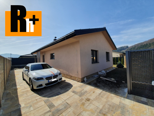Foto Rodinný dom Svederník Novostavba na KĽÚČ na predaj - exkluzívne v Rh+