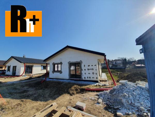 Foto Na predaj Bytča 4-izbový HOLODOM rodinný dom - rezervované