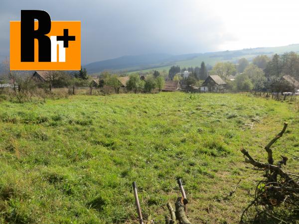 3. obrázok Sklené Skle na predaj pozemok pre bývanie