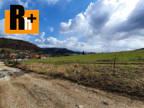 Foto Pozemok pre bývanie na predaj Žilina 730m2, 8km od mesta - rezervované