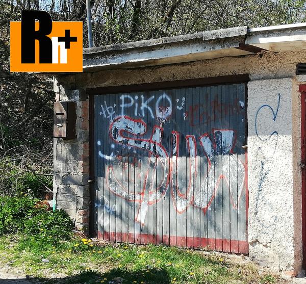 Foto Žilina Rosinky na predaj garáž jednotlivá - ihneď k dispozícii