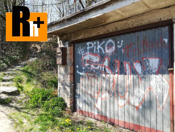 3. obrázok Žilina Rosinky na predaj garáž jednotlivá - ihneď k dispozícii