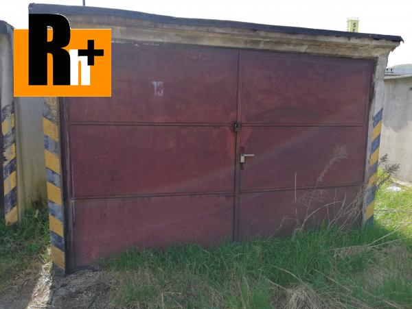 Foto Na predaj garáž jednotlivá Žilina Závodie