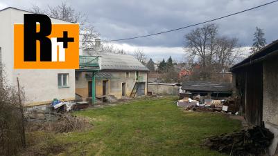 Na prodej rodinný dům Ostrava Svinov Jelínkova - exkluzívně v Rh+