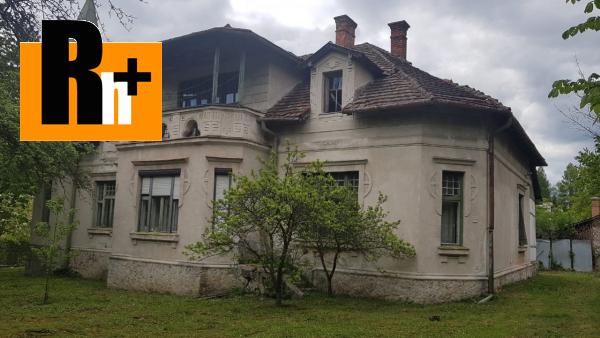 Foto Na predaj Turčianske Teplice rodinná vila - TOP ponuka