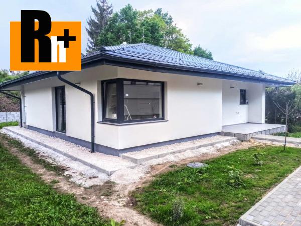 Foto Na predaj rodinný dom Žilina Trnové 4-izbový bungalov - exkluzívne v Rh+