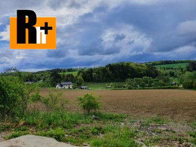 Na predaj pozemok pre bývanie Brezany 6700m2 -
