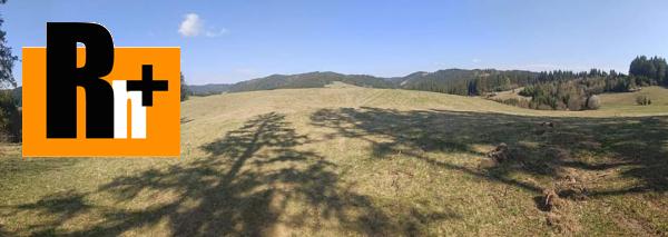 2. obrázok Na predaj pozemok pre bývanie Makov - TOP ponuka