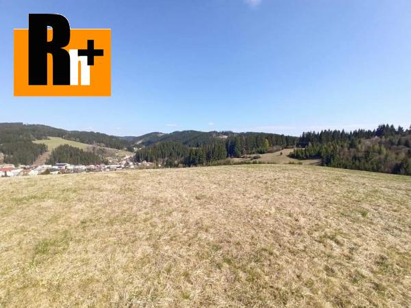 3. obrázok Na predaj pozemok pre bývanie Makov - TOP ponuka