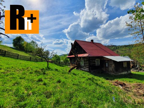 Foto Rodinný dom Oščadnica 750m2 na oddych na predaj - exkluzívne v Rh+