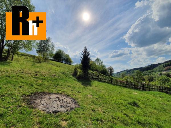 Foto Na predaj Oščadnica 1250m2 pozemok pre bývanie - exkluzívne v Rh+