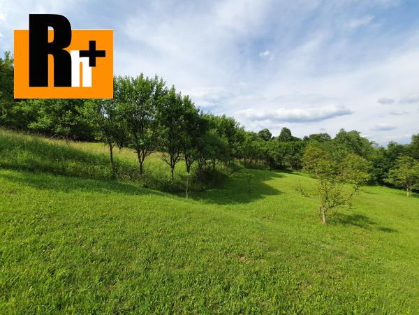 Foto Na predaj Veľké Rovné 3836m2 pozemok pre bývanie - exkluzívne v Rh+