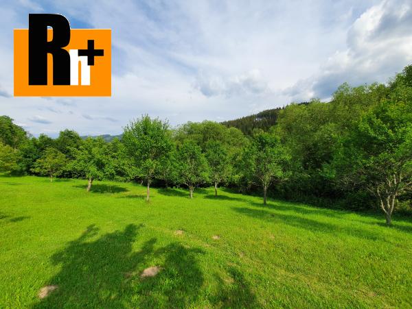 2. obrázok Na predaj Veľké Rovné 3836m2 pozemok pre bývanie - exkluzívne v Rh+
