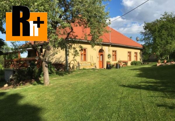 Foto Na predaj rodinný dom Slivník Kúria -
