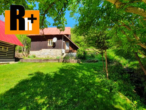 Foto Na predaj chata Veľké Rovné víkendová - rezervované