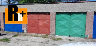 Ostrava Martinov Martinovská na prodej garáž