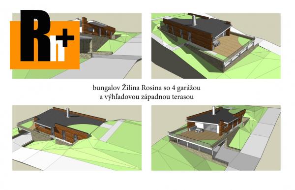 Foto Na predaj rodinný dom Rosina 5izbový bungalov 600m2 - exkluzívne v Rh+