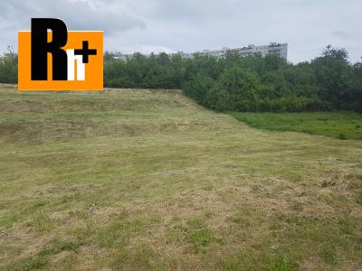 Na predaj pozemok pre bývanie Košice-Dargovských hrdinov Slivník
