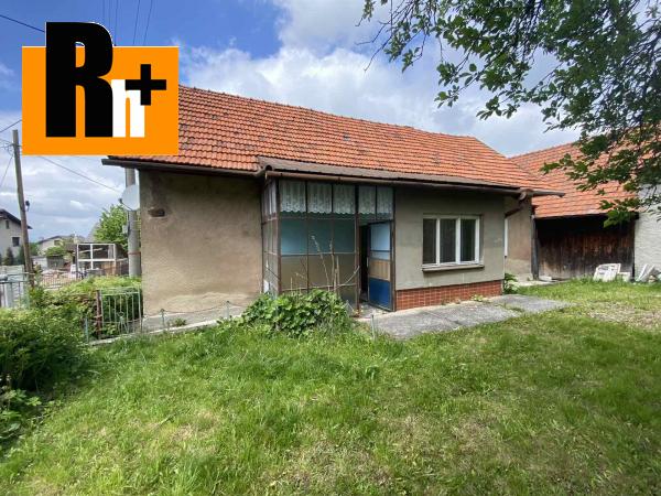 Foto Rodinný dom Horná Štubňa na predaj - TOP ponuka