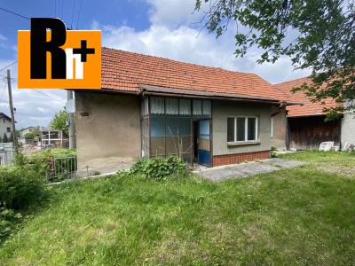 Rodinný dom Horná Štubňa na predaj - TOP ponuka