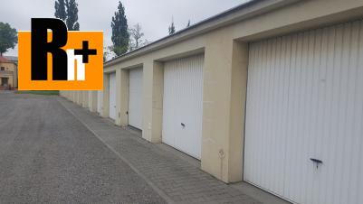 Na prodej garáž Ostrava Mariánské Hory Baarova -