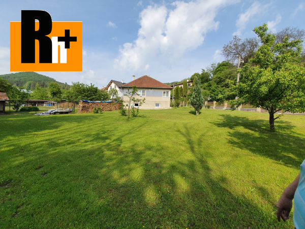 Foto Na predaj rodinný dom Lietava s krásnym pozemok 1116m2 - rezervované