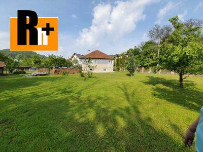 Na predaj rodinný dom Lietava s krásnym pozemok 1116m2 - exkluzívne v Rh+
