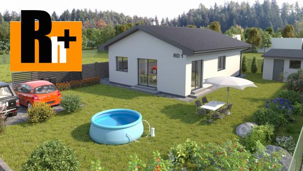 Foto Na predaj rodinný dom Svederník 4-izbový bungalov - rezervované