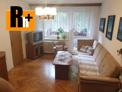 Na predaj 4 izbový byt Bratislava-Dúbravka Bullova - TOP ponuka