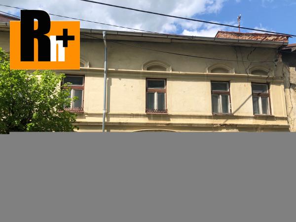 Foto Na predaj rodinný dom Ľubica