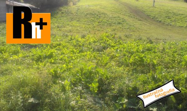 Foto Na predaj Dubové pozemok pre bývanie - TOP ponuka