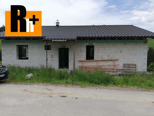 3. obrázok Rodinný dom na predaj Snežnica - vo výstavbe
