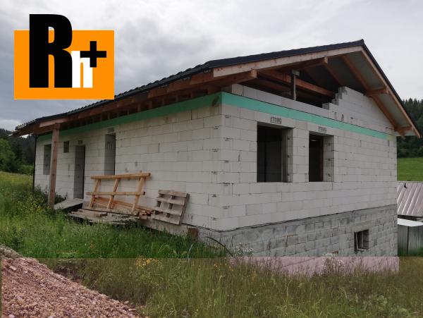 4. obrázok Rodinný dom na predaj Snežnica - vo výstavbe
