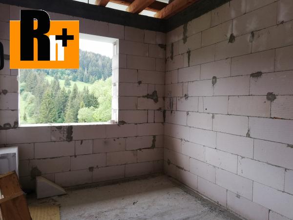 8. obrázok Rodinný dom na predaj Snežnica - vo výstavbe