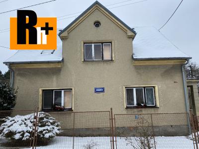 Rodinný dům na prodej Ostrava Plesná - exkluzívně v Rh+