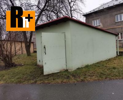 Na prodej garáž Ostrava Michálkovice Boháčova