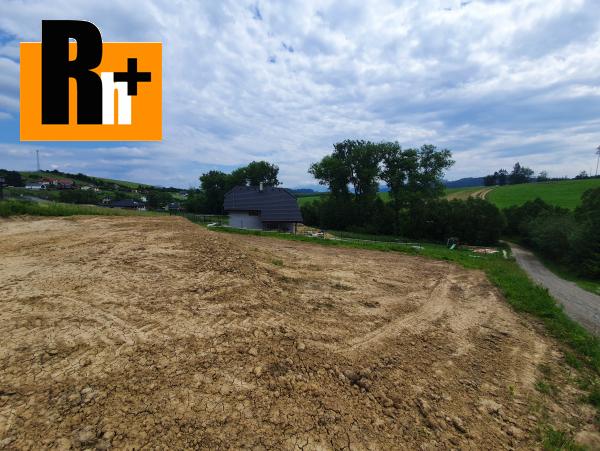 Foto Podhorie 1008m2 na predaj pozemok pre bývanie - TOP ponuka