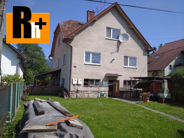 Foto Rodinný dom Turany na predaj - TOP ponuka