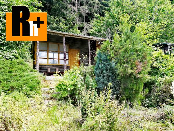 Foto Na predaj chata Žilina záhradkárska osada Dubeň - rezervované