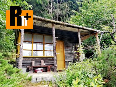 Na predaj chata Žilina záhradkárska osada Dubeň - ihneď k dispozícii 1
