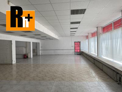 Na pronájem komerční prostory Ostrava Poruba Hlavní třída -