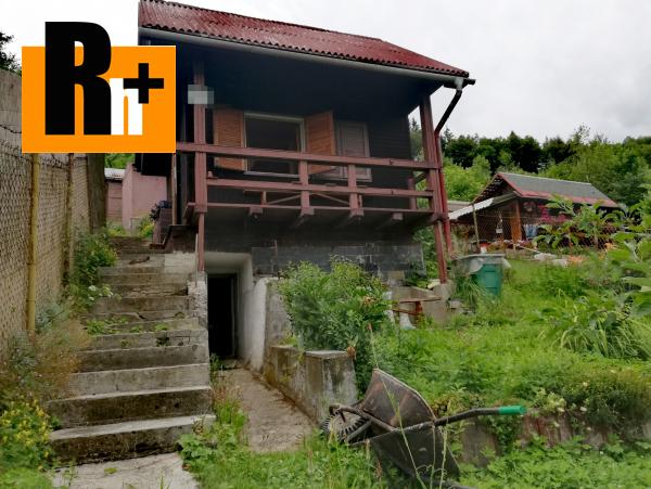 Foto Kysucké Nové Mesto Trstie chata na predaj - ihneď k dispozícii
