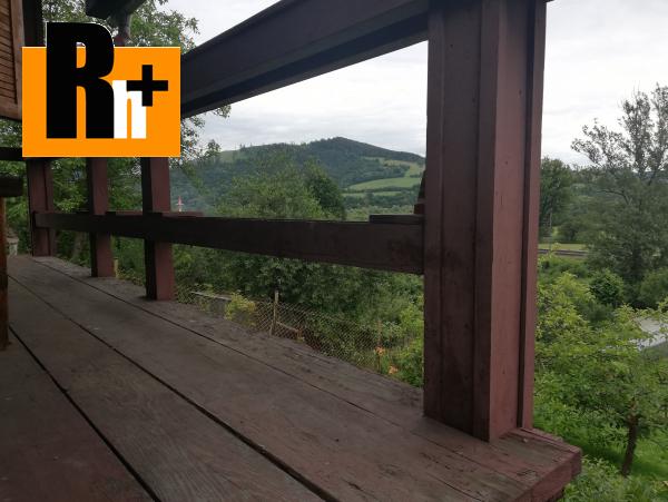 17. obrázok Kysucké Nové Mesto Trstie chata na predaj - ihneď k dispozícii